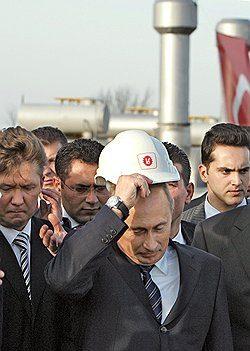 Romgaz a intrat in parteneriat cu Gazprom