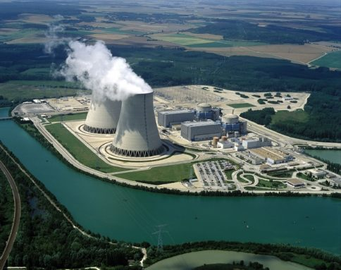 30% din electricitatea Europei provine din centrale nucleare.