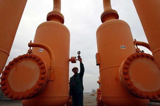 Proiectul de stocare a gazelor in cavitati saline